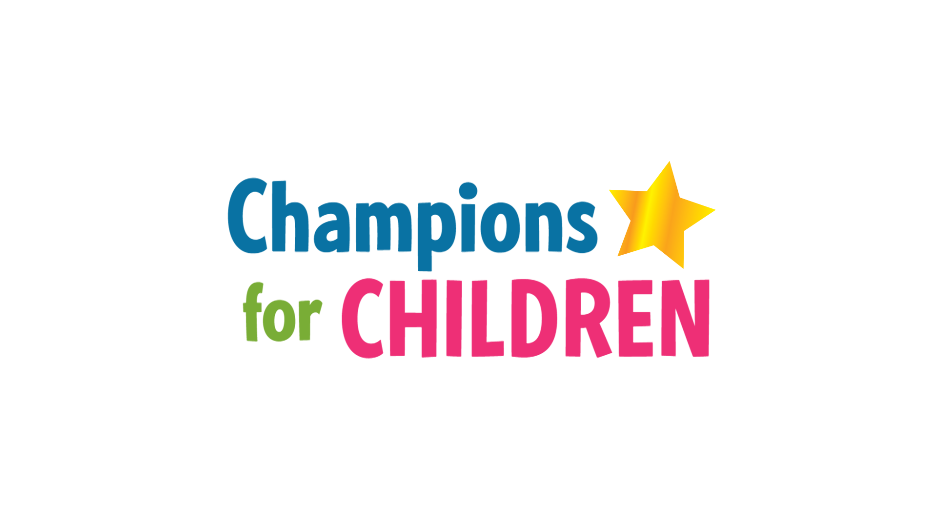 Champion Event Logo with star